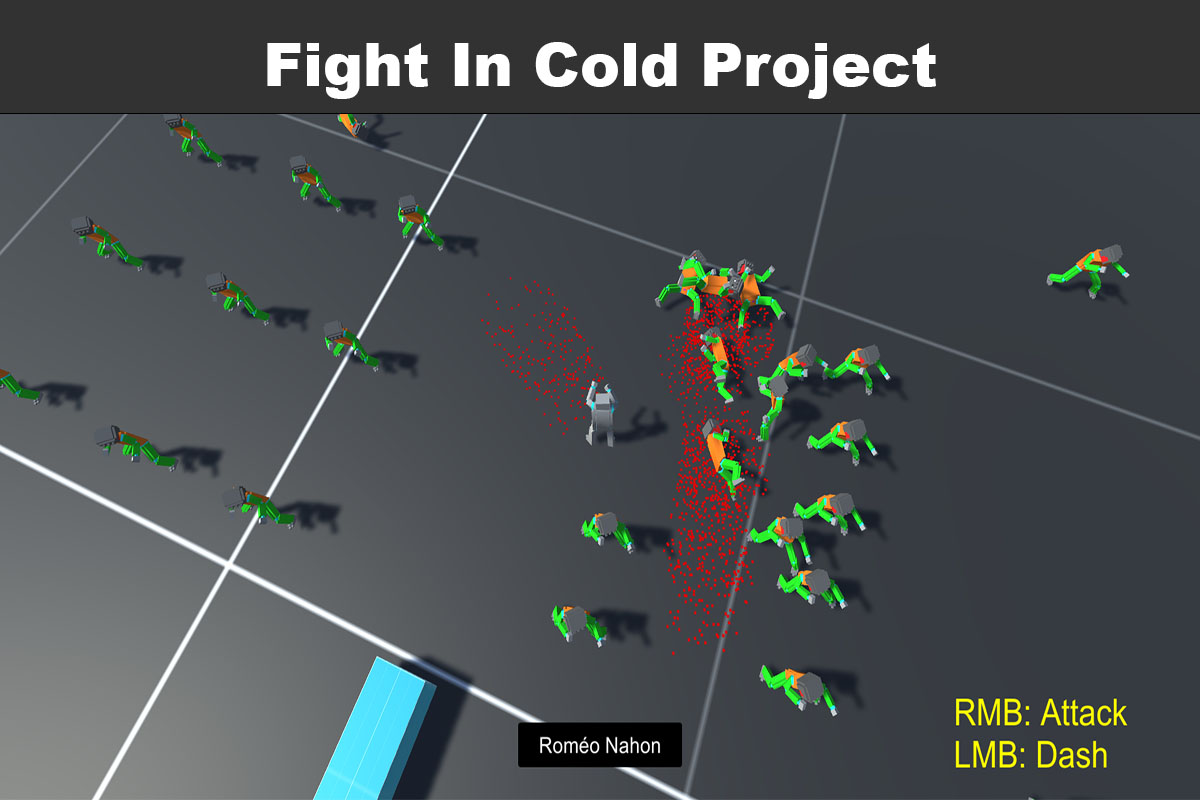 Project FightInCold